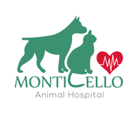 Monticello Animal Hospital Logo
