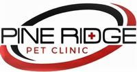 Pine Ridge Pet Clinic Logo