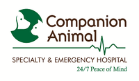 Companion Animal Specialty and Emergency Hospital Logo
